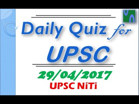 HINDI, 29 April, 2017 UPSC PRELIM MCQ, Scandinavian Country, ICBM, Hindu news analysis, revision