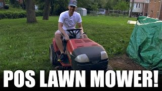 Lawn Mower Will Not Start? Fix it! - DIY DORKZ Season 01 Ep. 05 MP3