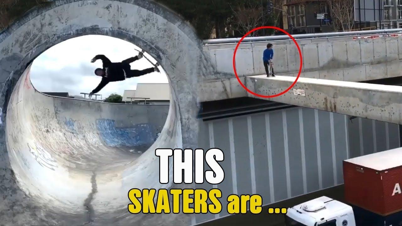 Just INSANE Tricks... Skateboarding Tricks, Fun, Wins & Fails 2020 ep.3