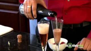 Romantic Dinner Cocktail  Kir Royal