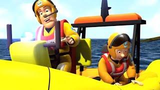Sam il Pompiere italiano nuovi episodi | Salvare Norman! - Episodi nuovi 🔥Cartoni animati