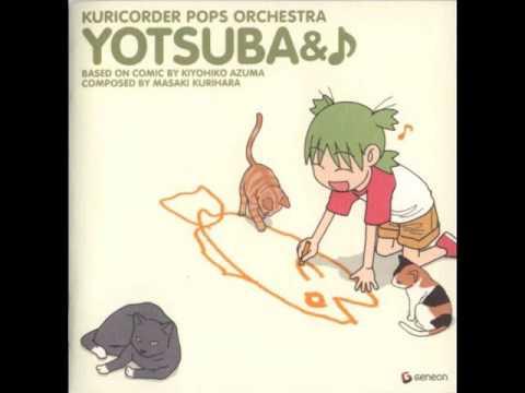 kuricorder pops orchestra, Yotsuba&♪ (full album)