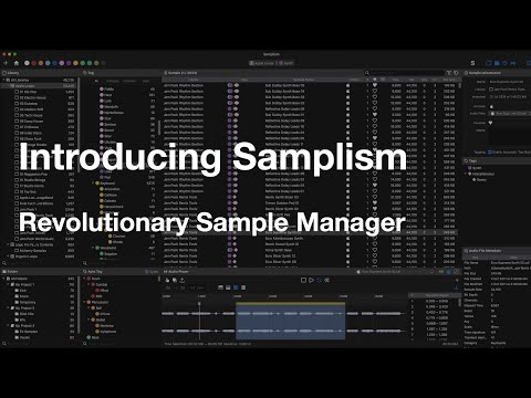 Introducing Samplism