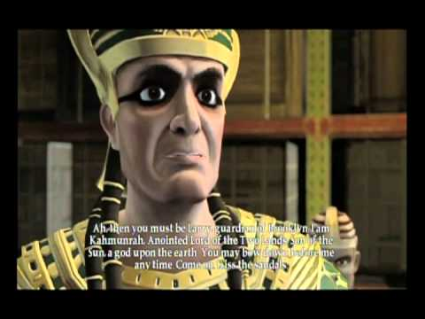 Night at the Museum: Battle of the Smithsonian Movie Game Walkthrough Part 3 Wii