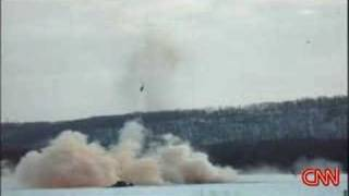 CNN Tannerite Video of MN Dump Truck Explosion