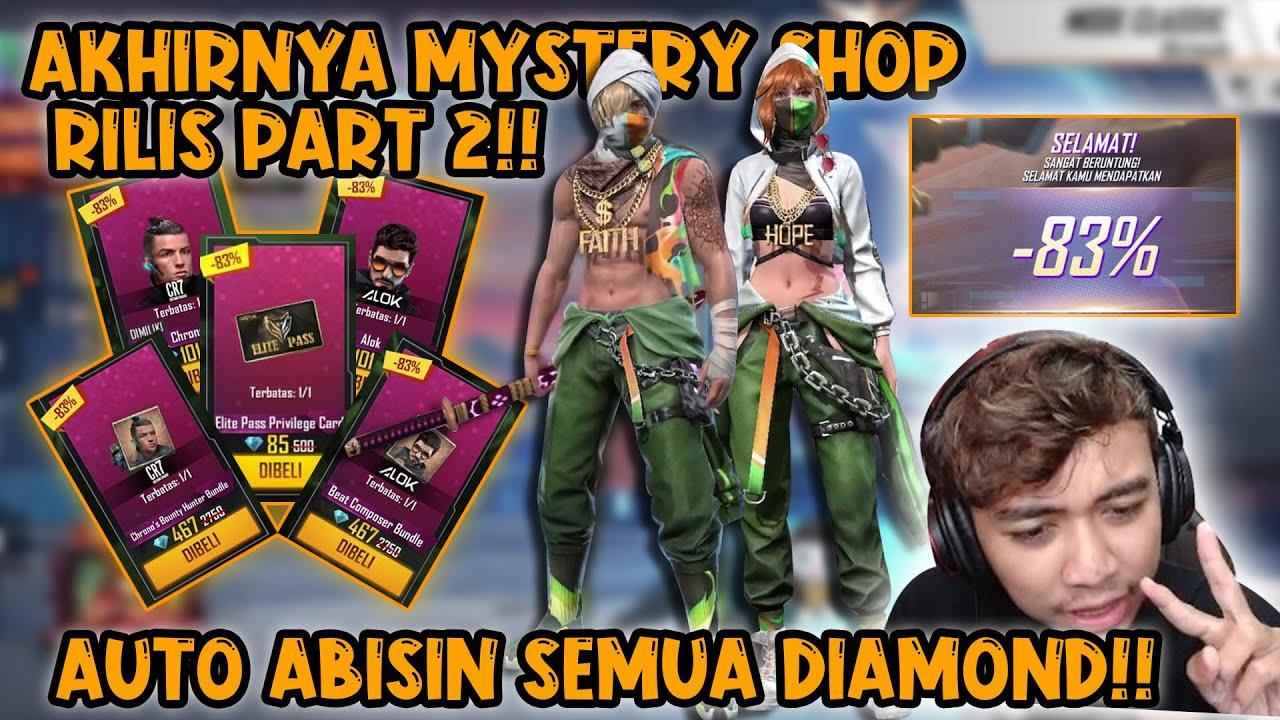 MYSTERY SHOP RILIS LAGI PART 2?! GILAA SIH INI BARU KEREN AUTO BORONG2!!