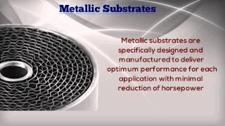 Metallic Substrate
