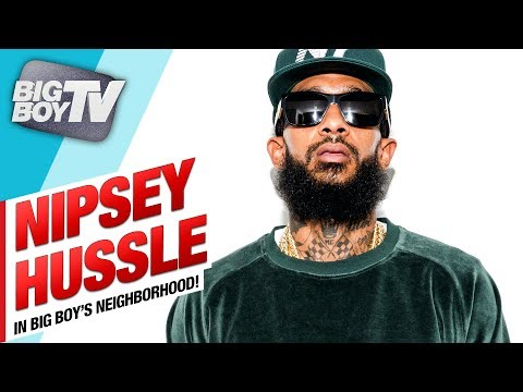 Nipsey Hussle on Victory Lap, Turning Down Deal With Rick Ross & A Lot More