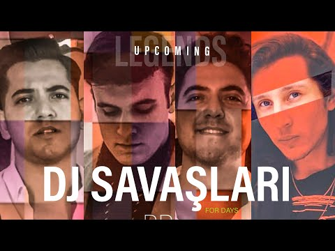3 DJ 1 ŞARKI ft. KAANFLIX , HUGOLA (Round 1)