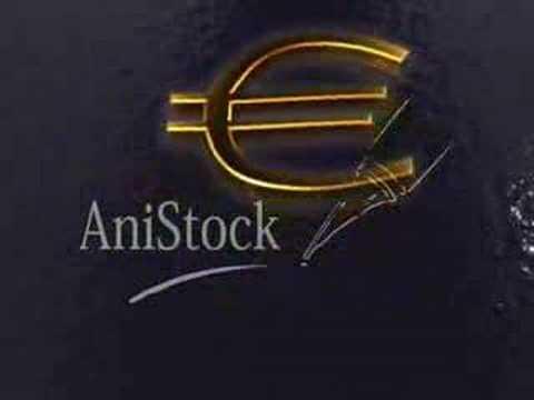 Anistock Euro symbol