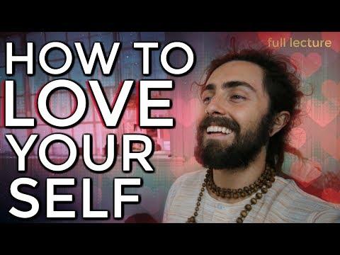 How to LOVE Yourself! (& Awaken Your Heart)  | Full Lecture ~ Koi Fresco
