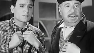 شارع الحب | الفيلم العربي | عبد الحليم حافظ وصباح 