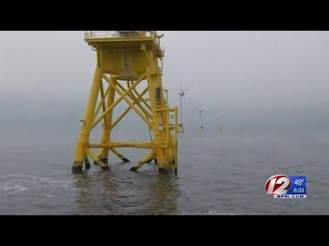New Bedford now home to offshore wind project