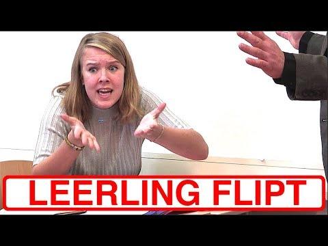 LEERLING FLIPT
