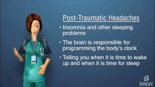 Post-Traumatic Headaches
