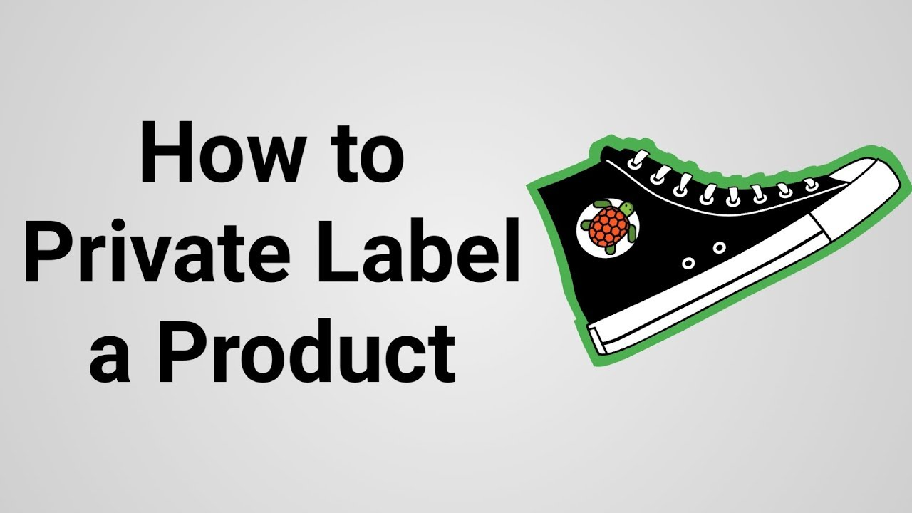 How to Private Label a Product on AliExpress to Sell on Shopify