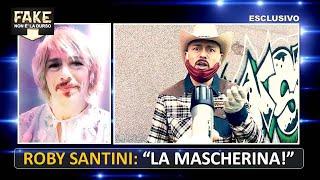 ROBY SANTINI - La Mascherina