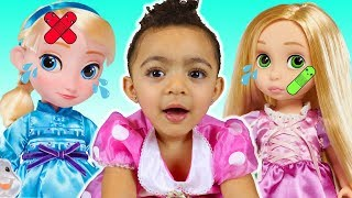 Miss Polly had a Dolly Song   Nursery Rhymes for Kids Songs #4