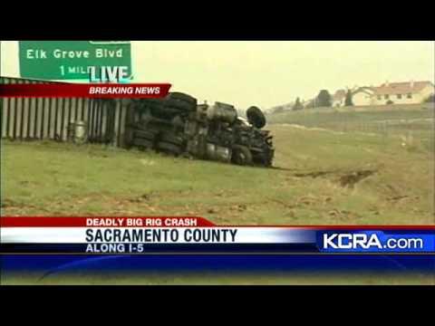 Fatal Crash Clogs I-5 Traffic