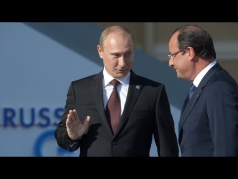Russian Relations With The West At New Low