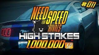 Потреба для швидкості суперників-крупному #11 | Форд Мустанг ГТ (2014) Фільм спеціальне | 1,000,000 СП [Частина 1]