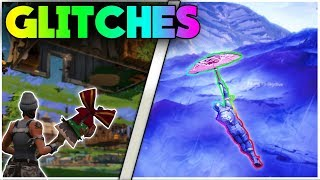 The WORST GAME BREAKING GLITCHES That Have Been In Fortnite Battle Royale | Fortnite Glitches