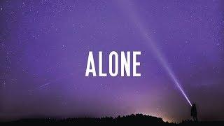 Marshmello Alone Lyrics - Yüklə