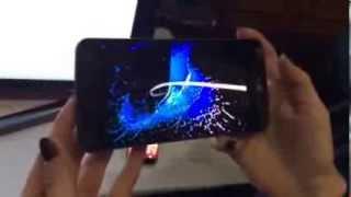 CES 2014: LG's G Flex curved smartphone