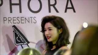 Vlog 30: 3CEXSephora Launch Event | Park Sora, Xia