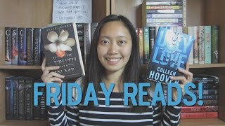 Friday Reads | 9-19-2014 Thumbnail