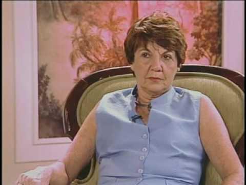 Entrevista de Susane Worcman no Programa Marcia Peltier - parte I