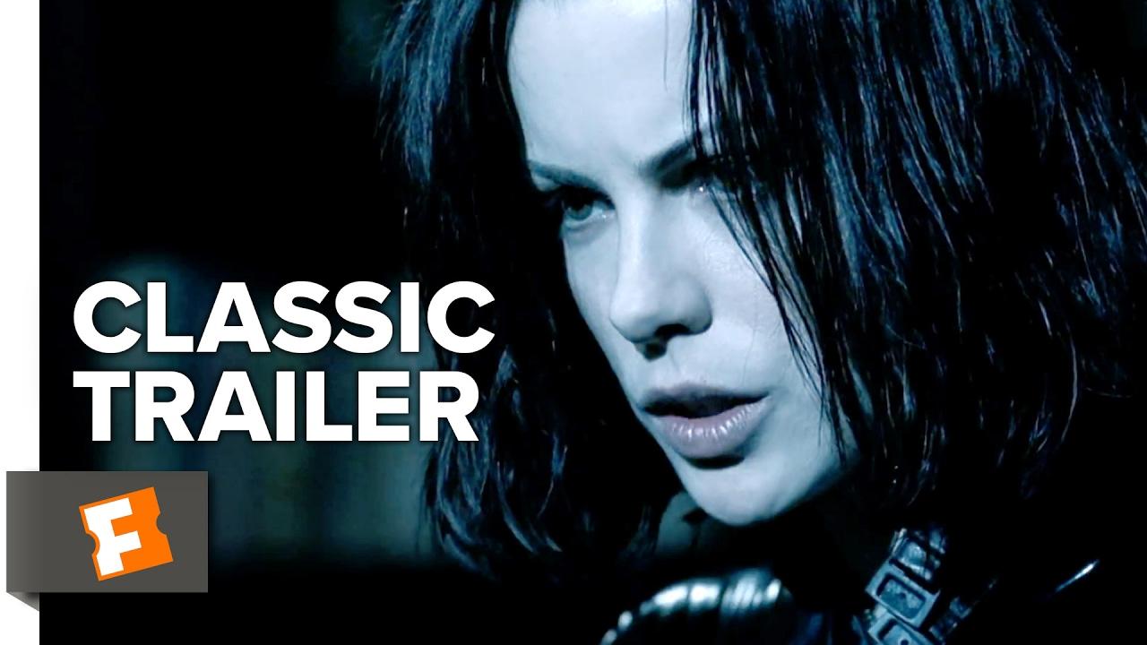 Download Underworld (2003) Official Trailer 1 - Kate Beckinsale Movie