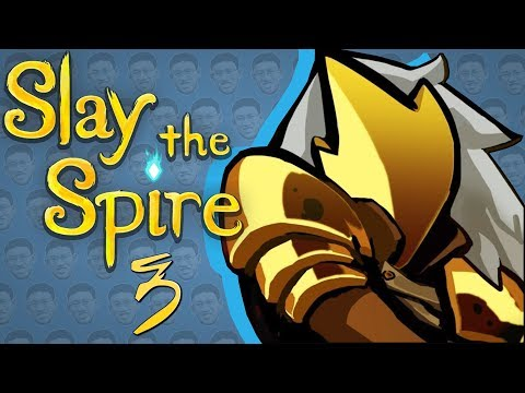 THE HEART OF THE SPIRE AWAITS - Trump's Tries: Slay the Spire #3