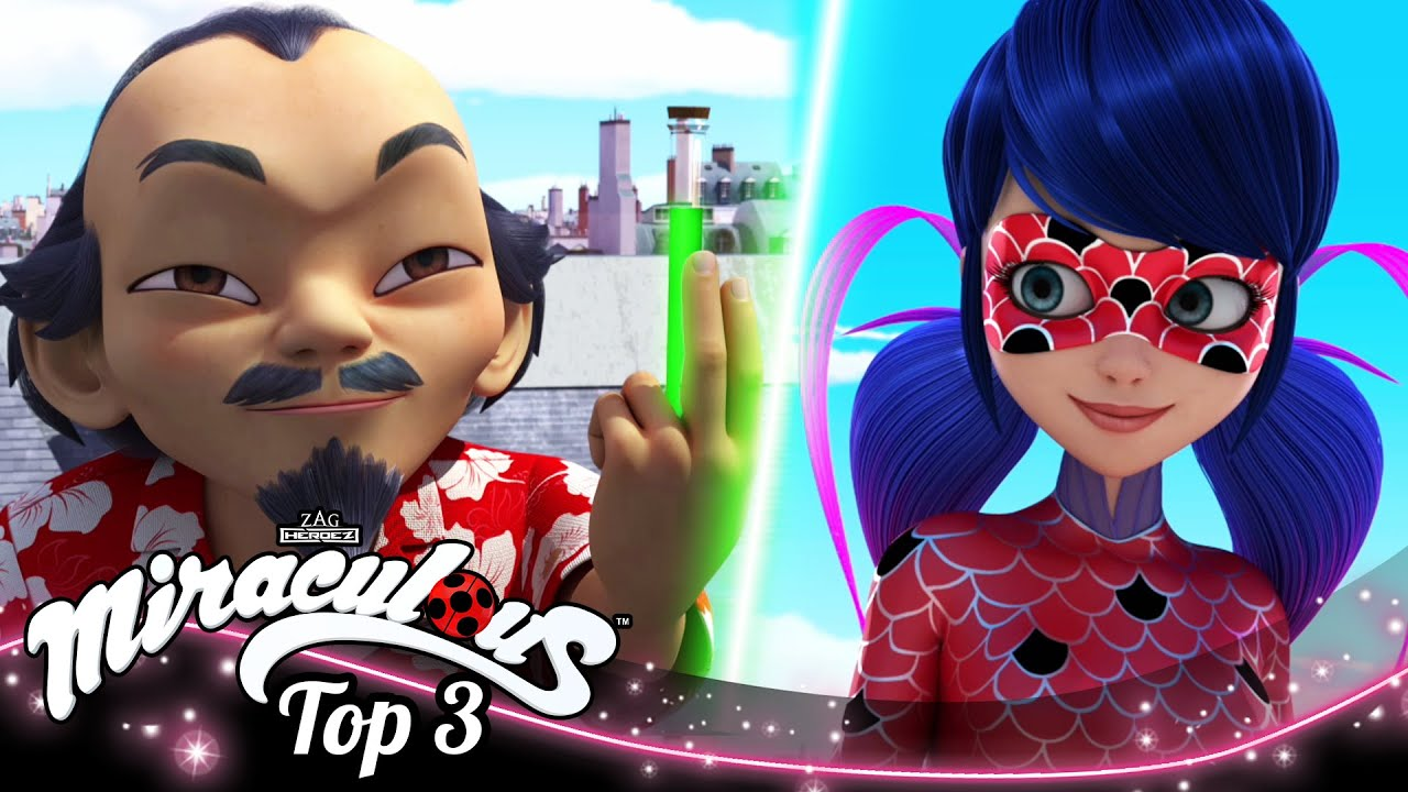 MIRACULOUS | 🐞 MASTER FU 🔝 | SEASON 2 | Tales of Ladybug and Cat Noir