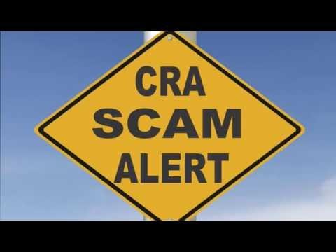 Taxation Telephone Scam 613-366-3717