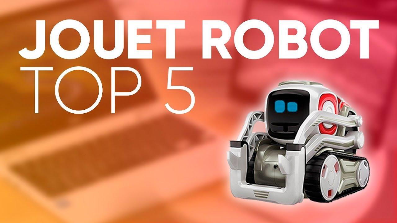 TOP5   MEILLEUR JOUET ROBOT (2019). Les Dénicheurs 0af278364401