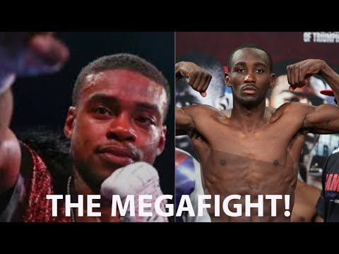 "TERENCE CRAWFORD TRAINER: FACING SPENCE ""LIKE TAKING CANDY FROM A BABY"" 