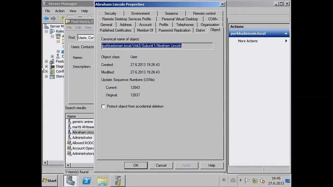 PowerShell Basics: Get-AdUser -filter & LDAPfilter | Code ...