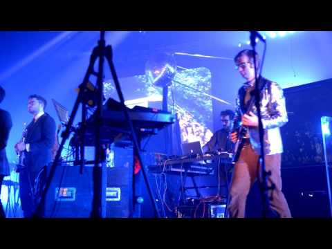 Everest - Public Service Broadcasting Live At Brixton