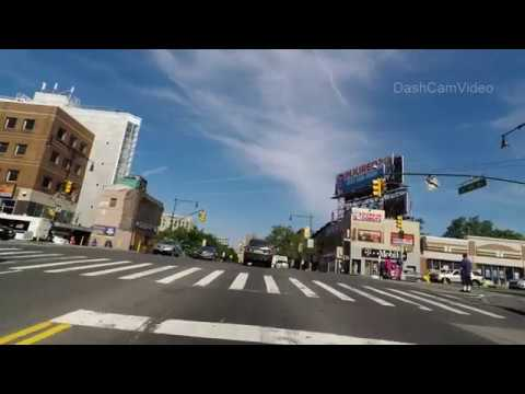 149th street Bronx New York City (NYC)  4K