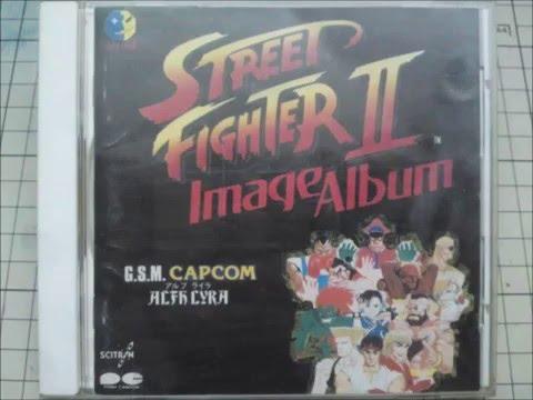 StreetFighterⅡ~ImageAlbum~(初代ストⅡアレンジ)