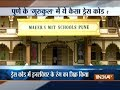 Pune school orders girls to wear only white and beige innerwears, angry parents create ruckus