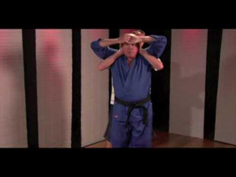 Escape The Full Nelson w/ MMA, Karate World Champion and fitness expert John Graden