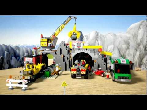 Lego City Mining 4204 The Mine
