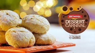 Key Lime Cookies Recipe | Easy Cookie Recipes | Britannia Dessert Carnival