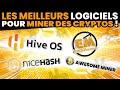 Nicehash : Miner des cryptos en seulement 3 clics !