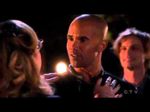 Criminal Minds 11x11 Entropy || Morgan/ Reid hug and Garcia is drunk