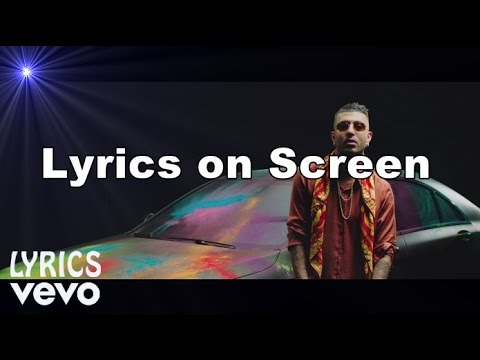 F1rstman - Een ding Lyrics | Lyrics on Scree of F1rstman - Een ding