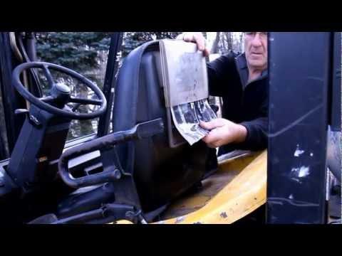 2003 Yale Forklift (model GLC 050) - YouTube