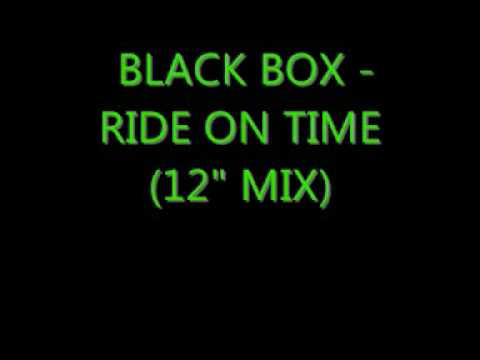 Black Box - Ride On Time (12
